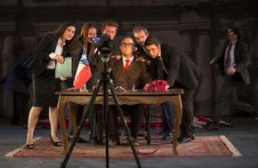 Marco Layera: resentimiento y provocación para un teatronuevo